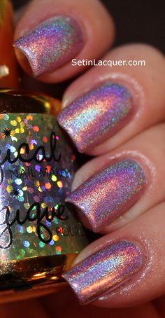 Sally Hansen Magical Nail Makeup  - Fairy Dust Pink
