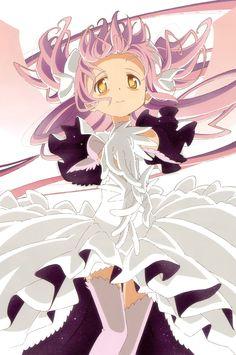 Puella-Magi-Madoka-Magica-Godoka-Goddess-kami.jpg (1200×1809)