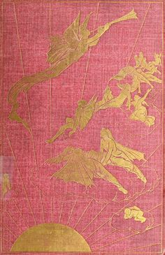 gold embossed book cover