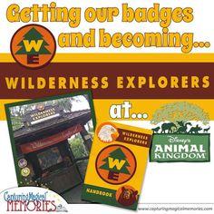 Wilderness Explorers at Disney Animal Kingdom