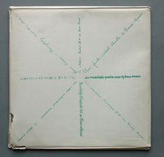 Un Libro Illegible (Bruno Munari, 1953)