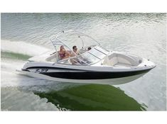 A bowrider speed boat for the lake soooo what I want!!