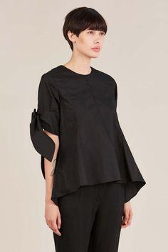 Isabel blouse, Black