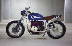CRC BMW R45 - the Bike Shed
