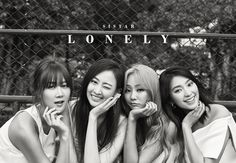 Sistar - Last Single 'Lonely' 2017