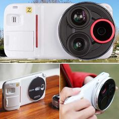 Ztylus wants to turn your Samsung Galaxy S4 into a more capable point and shoot camera