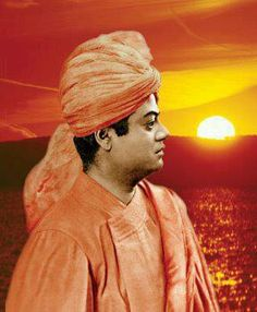 """""""I am the thread that runs through all these pearls,"""" and each pearl is a religion or even a sect thereof. Such are the different pearls, and God is the thread that runs through all of them; most people, however, are entirely unconscious of it.  Swami Vivekananda"""