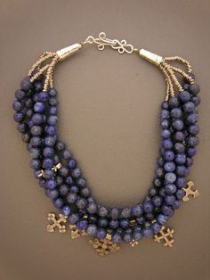 Anna Holland Jewelry | by Anna Holland | Antique coptic crosses from ... | Jewelry ideas