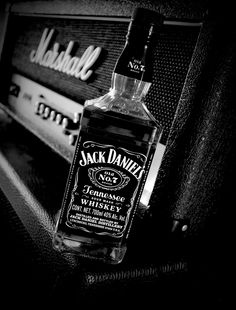 Jack Daniels on a Marshall