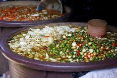 Chili sauce at the Central Market | Granada, Nicaragua