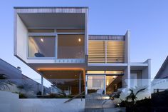 BOSSLEY ARCHITECTS | Thorp Houses » Archipro