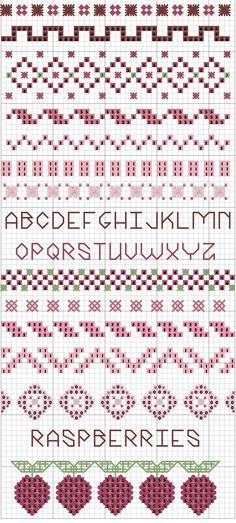 bible verse cross stitch - Buscar con Google