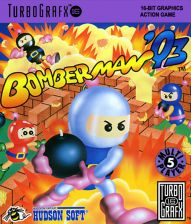 Play Bomberman '93 (NEC TurboGrafx 16) online | Game Oldies