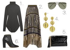 Mel Boteri Style Guide: Looks That Will Have You Sparkle & Shine This NYE