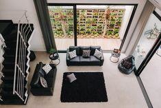 Modern Small House Design, Small House Interior Design, Home Stairs Design, Home Design Floor Plans, Duplex House Design, Simple House Design, Home Building Design, Design Your Dream House, Room Design Bedroom