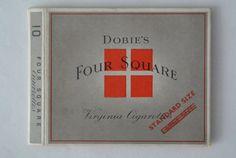 "A GEORGE DOBIE,""FLAT 10 FOUR SQ."" EMPTY CIGARETTE PACKET. | eBay"