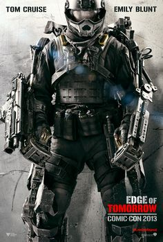 Poster de Edge Of Tomorrow