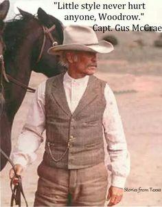 Augustus McCrae                                                                                                                                                                                 More