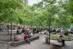 William Menking on the mayor's efforts to improve Manhattan parks and gentrified areas of Brooklyn and Queens.