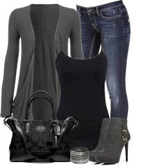 These are outfit ideas for layering in the fall and spring. There's a refreshing striped outfit idea for you to go casual in your daily looks. You can pair with Komplette Outfits, Winter Outfits, Casual Outfits, Fashion Outfits, Womens Fashion, Fashion Trends, Work Outfits, Fashion Styles, Fashion Ideas