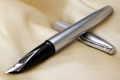 Sheaffer Imperial Stainless Fountain Pen