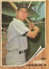 Pete Runnels-He won batting championships while playing for the Red Sox.