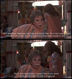 Love Steel Magnolias!