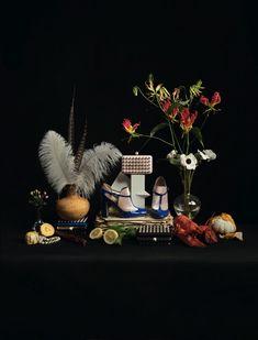 Valentino Fall Winter Ad Campaign #baroque