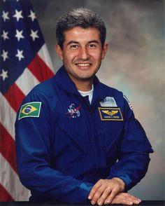 Marcos Cesar Pontes - Primeiro Astronauta Brasileiro