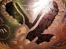 AWESOME Hand Engraved Landing BALD EAGLE DC Marked Belt Buckle MAKE OFFER $155.00 or Best Offer Free shipping  Item image