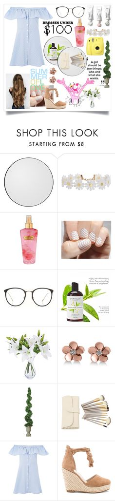 """Yay for 700 followers!!"" by rain-byrne ❤ liked on Polyvore featuring AYTM, Humble Chic, Victoria's Secret, Fuji, SoGloss, Linda Farrow, Allurez, Improvements, Topshop and Raye"
