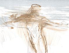 Runi Langum -  Turn Fine Art, Abstract, Artwork, Lily, Kunst, Summary, Work Of Art, Auguste Rodin Artwork, Artworks