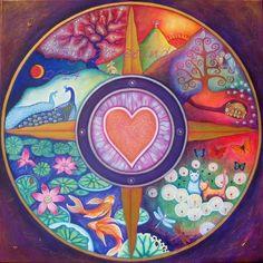Law of Love ~ Belinda Paton Art