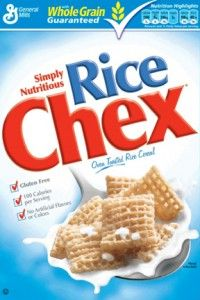 You Actually Can Eat Cold Cereal on a Gluten-Free Diet: General Mills Chex Cereals Gluten Free Rice, Gluten Free Oats, Gluten Free Baking, Dairy Free, Chex Cereal, Rice Cereal, General Mills, Gluten Free Recipes For Breakfast, Gluten Free Breakfasts