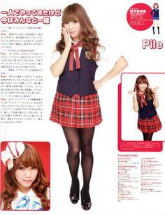 Maki Nishikino CV Pile (Eriko Hori)