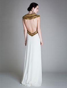 Alice Temperley's Egyptian dress
