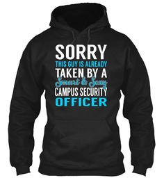 Campus Security Officer #CampusSecurityOfficer