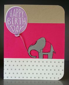Amethystcat Designs: Stamping with Seleise: Happy Birthday!!! A Muse Studio turns 3!