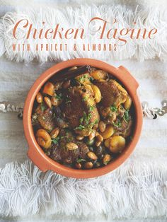 Recipe Box: Moroccan-Inspired Chicken Tangine