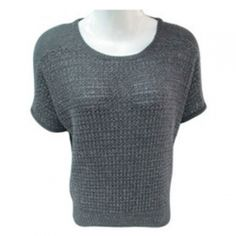 Dark Gray Women's #Sweater