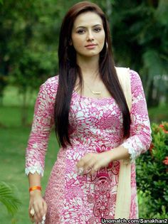 Sana Khan (born 21 August 1987) is an Indian actress, model and dancer. Khan began her career in modelling and went on to appear in advertisements and feature films. like : http://www.Unomatch.com/Sana-khan/