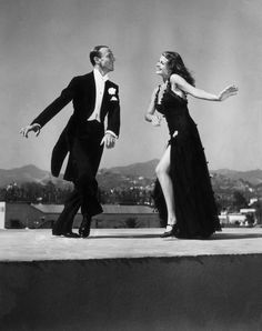 Fred Astaire and Rita Hayworth for You'll Never Get Rich (1941)