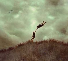 Learn how to fly #luciddreaming