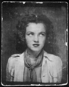 Marilyn Monroe at 12 years of age