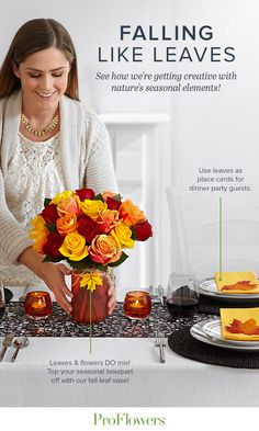 Where rustic meets classic: Mix and match unexpected seasonal items for a cozy, fall feel. Order Flowers, Send Flowers, Fresh Flowers, Online Flower Delivery, Party Guests, Floral Arrangements, Thankful, Cozy, Rustic