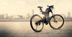 EVINCI PIKE I - atemberaubend schnelles und wendiges E-Bike - Pedelecs und E-Bikes