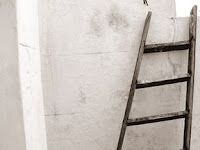 Great article from Ann VosKamp on 7 daily rungs - I think my ladder wobbles way too much and is probably more often than not lying on the ground! *sigh*