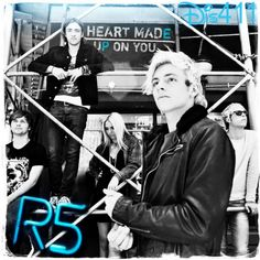 """R5′s """"Heart Made Up On You"""" EP Will Release On July 22, 2014   Fall Tour Schedule"""