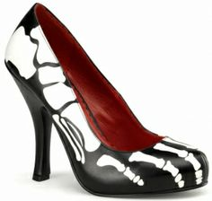 i will be a skeleton for halloween if only for these shoes. also i will wear these shoes on days leading up to halloween and every day that follows.