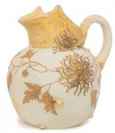 See 288 prices and auction results for Antiques, Advertising & Railroadiana Auction on Sat, Feb 2016 by Manifest Auctions in SC Antique Glassware, Crystal Glassware, Mount Washington, Vases, Glass Pitchers, Art Nouveau, Glass Company, Early American, Stoneware